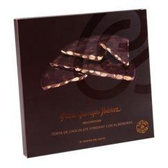 Torta chocolate fondant Pablo Garrigós